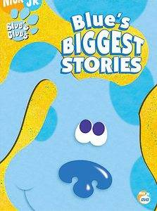 Blues Clues   Blues Biggest Stories DVD, 2006