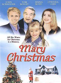 Mary Christmas DVD, 2003