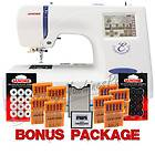 NEW Janome Memory Craft 300E Embroidery & Sewing Machine   Authorized