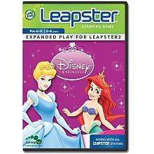 Disney Princess Enchanted Learning Leapster