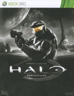 Halo Combat Evolved Anniversary Signature Series Guide by BradyGames