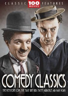 Comedy Classics 100 Movie Pack DVD, 2008, 24 Disc Set