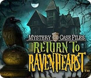 Mystery Case Files Return to Ravenhearst PC, 2008