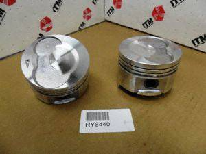 ITM Engine Components RY6440 040 Engine Piston w Rings