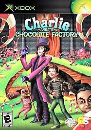 Charlie and the Chocolate Factory Xbox, 2005
