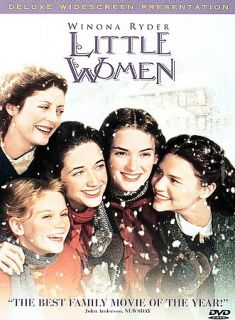 Little Women DVD, 1997, Keep Case