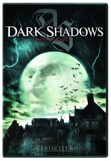 Dark Shadows The Revival   The Complete Series DVD, 3 Disc Set