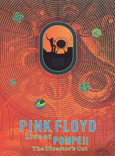 Pink Floyd   Live at Pompeii DVD, 2003, Amaray Case