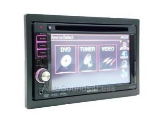 Kenwood DDX 514 6.1 inch Car DVD Player