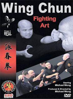 Wing Chun Fighting Art DVD, 2004