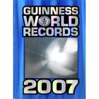 Guinness World Records 2006, Hardcover Cards,Flash Cards