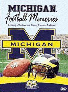 Michigan Football Memories DVD, 2004
