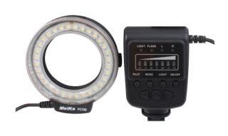 Meike FC 100 Ring Light Macro Flash for Canon