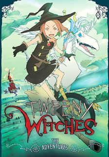 Tweeny Witches   The Adventures DVD, 2009, 2 Disc Set