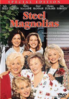 Steel Magnolias DVD, 2000, Closed Captioned Multiple Languages