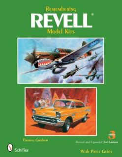 Remembering Revell Model Kits by Thomas Graham 2008, Paperback