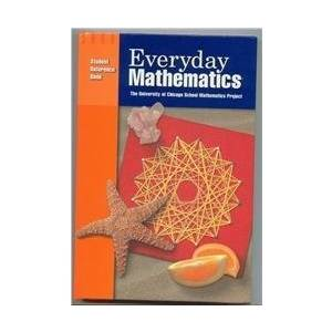 Everyday Math Student Reference Book Grade 3 Stud. Reference Book Grd