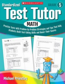 Math Practice Tests with Problem by Problem Strategies and Tips That