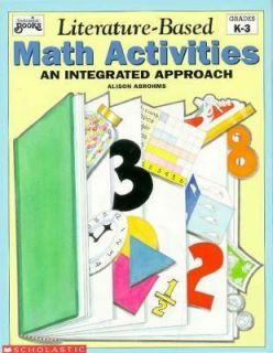 Literature Based Math by Inc. Staff Scholastic 1992, Paperback