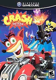 Crash Tag Team Racing Nintendo GameCube, 2005