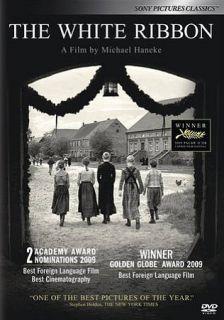 The White Ribbon DVD, 2010
