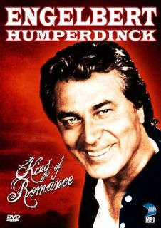 Englebert Humperdinck King Of Romance DVD, 2007