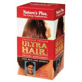 Natures Plus Ultra Hair Tablets