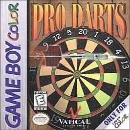 Pro Darts Nintendo Game Boy Color, 2000