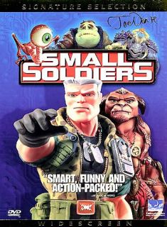 Small Soldiers DVD, 1998, Signature Selection