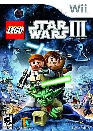 LEGO Star Wars III The Clone Wars Wii, 2011