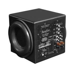 Sunfire True Sub Super Junior   TS SJ8 Passive Subwoofer