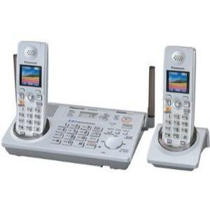 Panasonic KX TG5777 5.8 GHz Single Line Cordless Phone