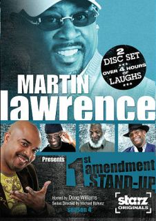 Martin Lawrence Presents 1st Amendment Stand Up   Season 4 DVD, 2010