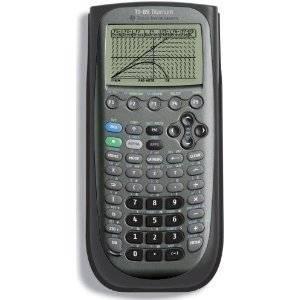 Texas Instruments 89 Graphic Calculator