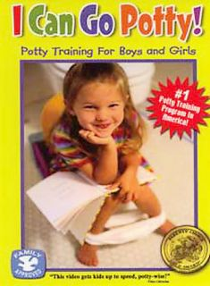 Can Go Potty Potty Training for Boys and Girls DVD, 2003