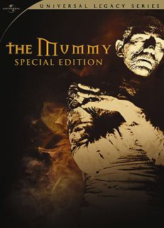 The Mummy DVD, 2008, 2 Disc Set, Universal Legacy Series Special