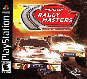 Michelin Rally Masters Race of Champions (Sony PlayStation 1, 2000