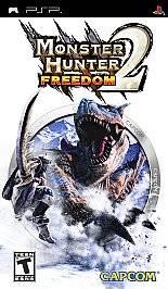 Monster Hunter Freedom 2 PlayStation Portable, 2007