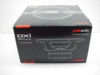Polk Audio Dxi104 Car Subwoofer