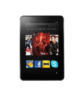 Kindle Fire HD 16GB, Wi Fi, 7in   Black Latest Model