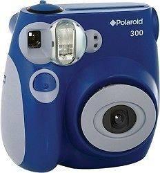 Polaroid 300 Instant Camera, Blue