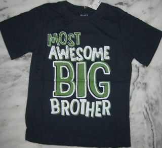 big brother tshirt in Baby & Toddler Clothing