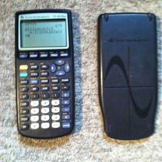 texas instrument calculator ti, Calculators