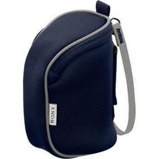 BBD/L Blue Fitted Sony Carrying Pouch for Sony Handycam Camcorder Case