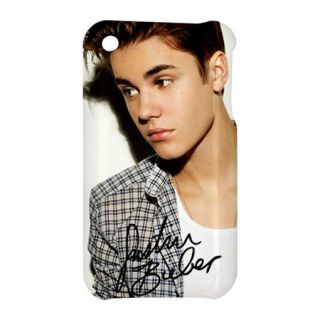 justin bieber iphone 3gs cases in Cases, Covers & Skins
