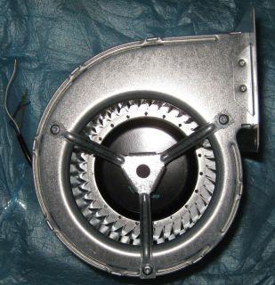 133 mm Dual Inlet Centrifugal Blower Fan   48 V DC   600 CFM   Var RPM