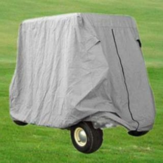 Passenger Golf Cart Cover Fits Yamaha Club Car Cushman 86L×54W