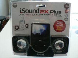 NEW Ipod Foldable Portable Speaker System BLACK  PSP