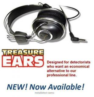 Comfortable Detector Pro Treasure Ears Metal Detector Headphones