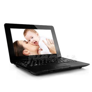 10.2 Android 4.0 A10 1.5GHZ 1GB Mini Laptop Netbook Notebook Black